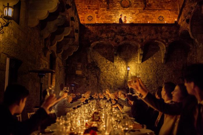 Wedding at Castello di Vincigliata